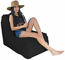 Easysitz Sitzsack Liege Outdoor mit Lehne 90x65x70