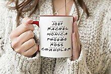 Eat Like Joey Laugh Chandler Dress Rachel Roter