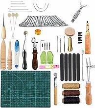Eather Craft Handwerkzeug, Leder Nähwerkzeuge