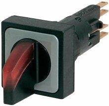 Eaton 039337 Leuchtwahltaste, 2 Stellungen, rot, tastend