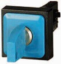 Eaton 046836 Schlüsseltaste, 3 Stellungen, blau, tastend