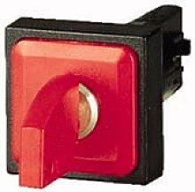 Eaton 046840 Schlüsseltaste, 3 Stellungen, rot, rastend