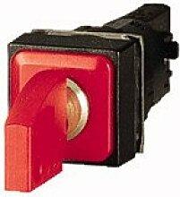 Eaton 046842 Schlüsseltaste, 3 Stellungen, rot, tastend