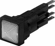 Eaton 088001 Leuchtmelder, flach, rot mit Glühlampe, 24 V