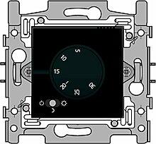 Eaton 127344 Raumthermostat schwarz