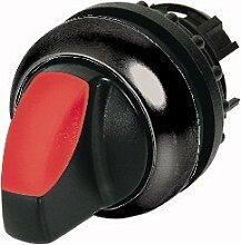 Eaton 216846 Leuchtwahltaste, 3 Stellungen, rot, rastend