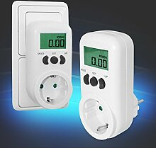 Eaxus Multifunktionales Stromkosten Messgerät,