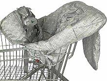 Eayse Einkaufswagenschutz - Tragbares Hochstuhl