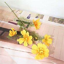 Eazyhurry Künstliche Blumen, Blumenstrauß aus