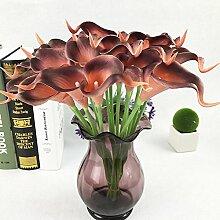 Eazyhurry Künstliche Blumen, Blumenstrauß,
