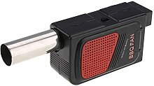 Eboxer Tragbare Elektrische BBQ Fan Air Gebläse