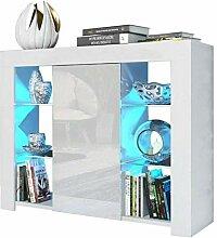 EBTOOLS Lagerschrank, Modernes Display Sideboard