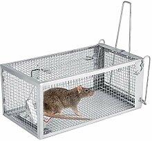 EBTOOLS Mausefalle, Rattenfalle Käfig Kleine