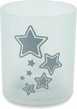 eBuyGB Flammenlose LED Star Design Teelicht Kerze,