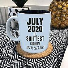 """eBuyGB Kaffeebecher aus Keramik, Aufschrift """"The"""