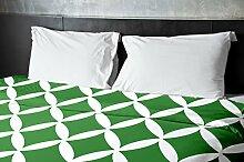 Ebydesign Bettbezug, geometrisches Muster,