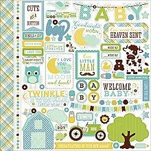 Echo Park Paper Bundle of Joy/A New Addition Baby
