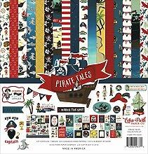 Echo Park Paper Company PTA176016 Piraten-Tales