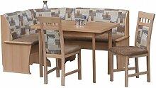Eckbankgruppe Eckbank Esszimmer Essgruppe Stühle