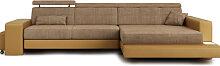 Ecksofa Couch L Form IMOLA III Eckcouch mit Chaise