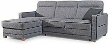 Ecksofa Eckcouch mit Bettkasten Sofa Couch L-Form