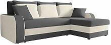 Ecksofa Kristofer, Design Eckcouch Couch! mit