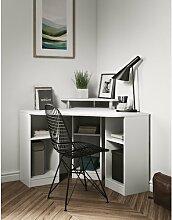 Ecktisch ModernMoments Farbe: Weiß, Größe: 94