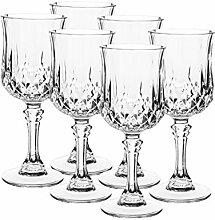 Eclat, Serie Longchamp, Weinkelch 17 cl, Glas-Set