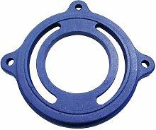 Eclipse Werkzeuge emvsb-3drehbar Boden für 10,2cm Mechanik Schraubstock, blau