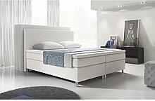 Eco Boxspringbett 140x200 / Bett / Doppelbett /