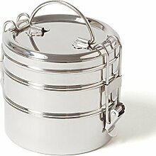 ECO Brotbox   Tiffin Swing   Runde Lunchbox aus