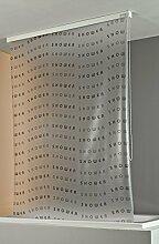 ECO-DuR  4024879003050 Kassetten Duschrollo 134 cm