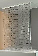 ECO-DuR  4024879003111 Kassetten Duschrollo 134 cm