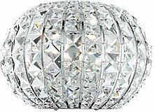 Eco Light I-CONCERT/AP A++, Wandleuchte, Chrom, 60 W, transparent, 175 x 25 cm