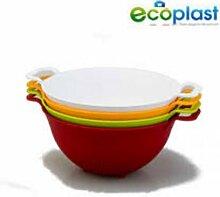 Eco Plast CPAS Linea Tulipano Abtropfsieb 18,
