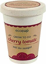 Ecocup, Cherry Tomate, Bio Zertifiziert,