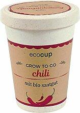 Ecocup, Chili, Bio Zertifiziert, Nachhaltige