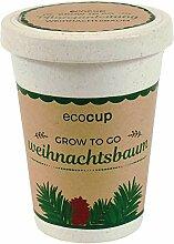 Ecocup, Weihnachtsbaum, Nachhaltige Geschenkidee