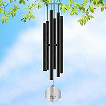 Ecoeco Windspiel für draußen, 106 cm großes