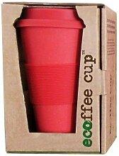 Ecoffee Cup Kaffeebecher, wiederverwendbar, 400