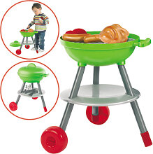 Ecoiffier Barbeque Gartengrill (Grün) [Kinderspielzeug]