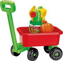 Ecoiffier Handwagen mit Sandspielzeug [Kinderspielzeug]