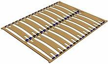 Ecolignum | Lattenrost NEO (#131009) | 180x200 | Rahmen Birke (Furnierholz) mit 18 Schichtholzflächen