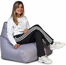Ecopuf Keiko S Sitzsack - Outdoor und Indoor