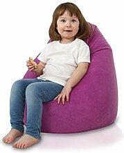 Ecopuf Mini Sitzsack für Kinder aus