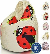 Ecopuf Sitzsack L Kids - Kindersitzsäcke aus