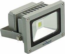 Ecosource 231010 feste LED Strahler 10 Wa