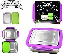 ECOtanka Lunchbox, 2000ml, 1x pocketBOX,