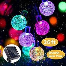 Weihnachtsbeleuchtung Kugel Aussen.Lichterkette Außen Günstig Online Kaufen Lionshome