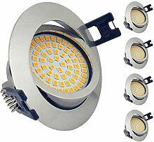 ED Einbaustrahler I Ultra Flache LED Spots 30mm